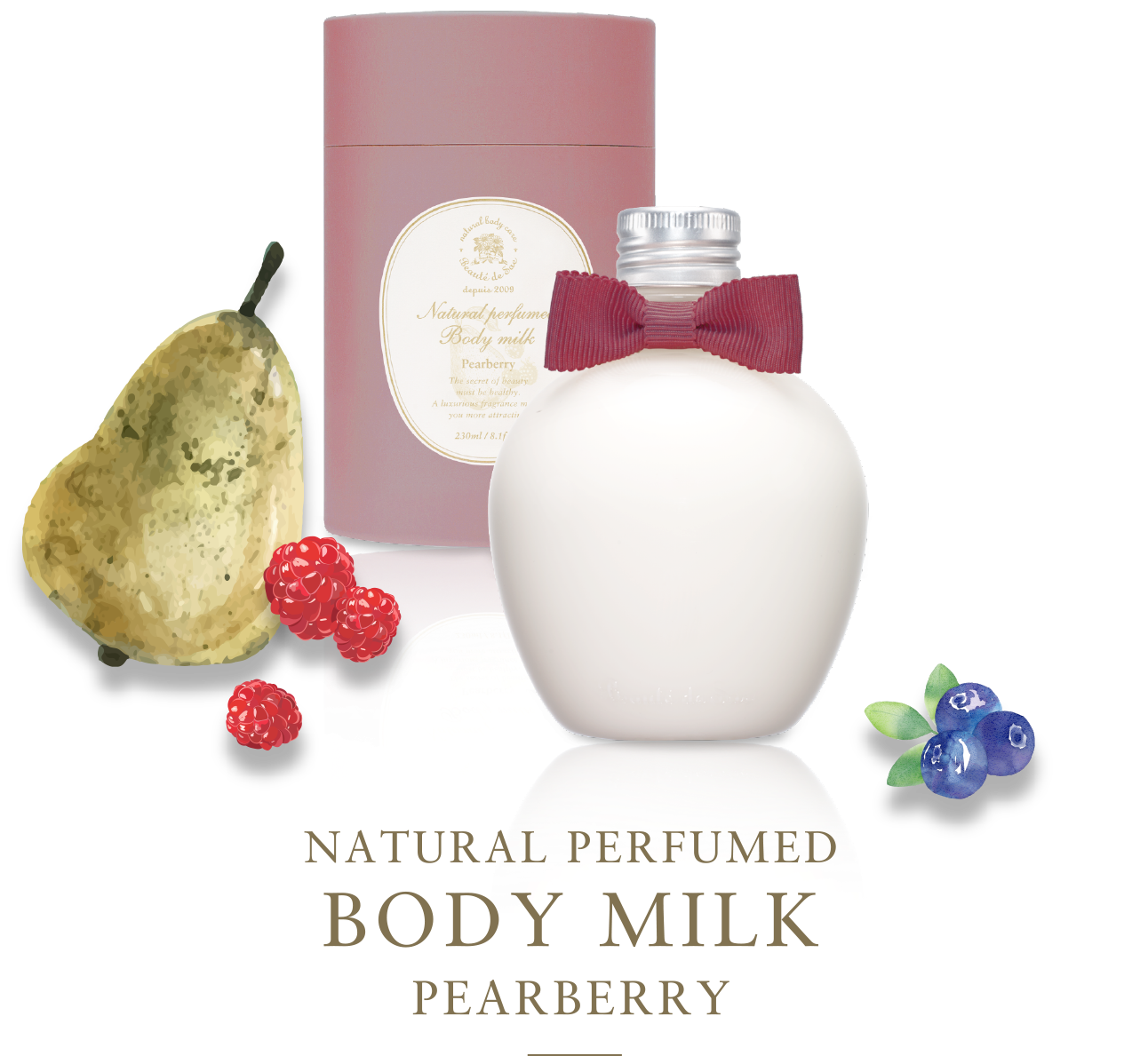 BODY MILK PEARBERRY