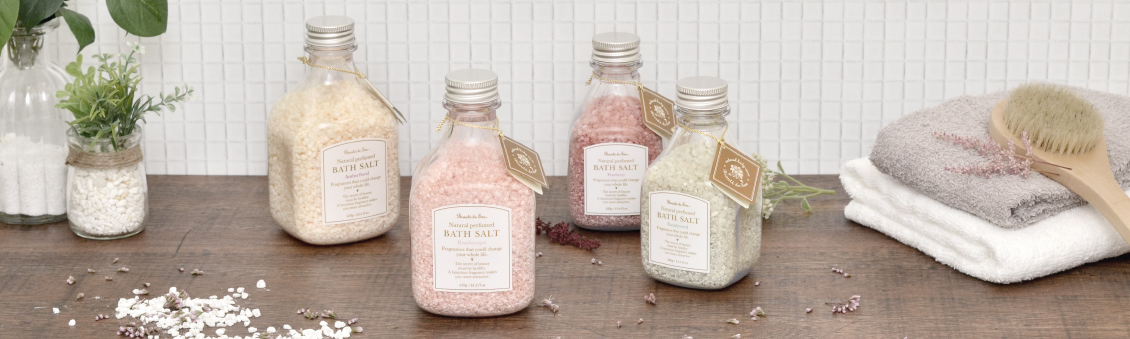 FRAGRANCE BATH SALT