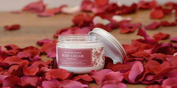BODY CREAM ROSEBOUQUE