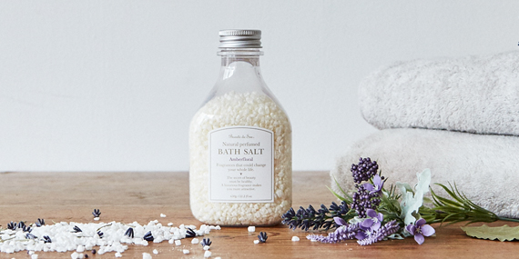 BATH SALT Amberfloral