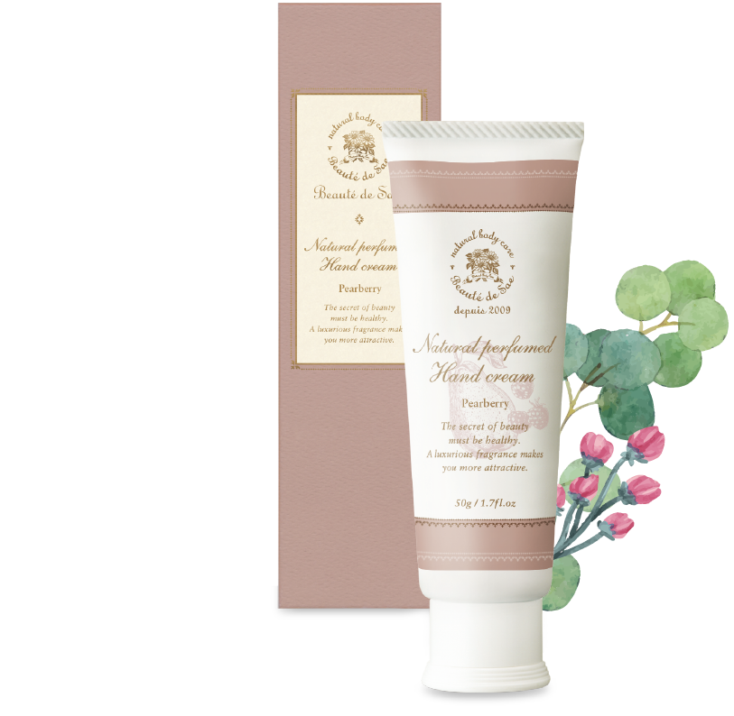 HAND CREAM PEARBERRY