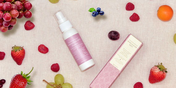 BODY&ampHAIR MIST PEARBERRY